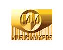 Logo zespołu muzycznego Music Makers